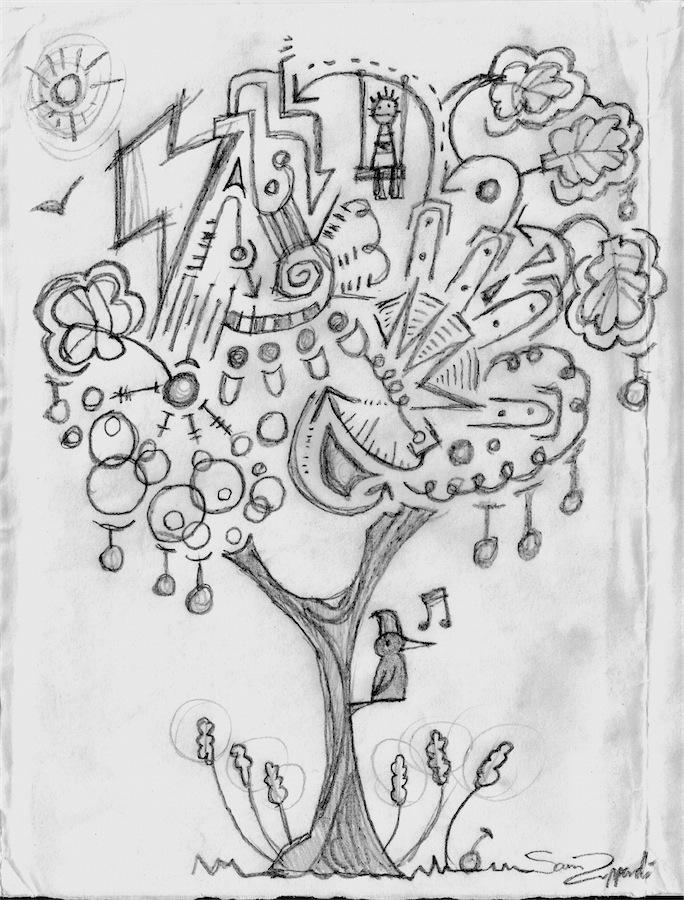 Doodle Tree