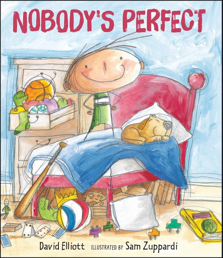 Nobody's Perfect Front Cover