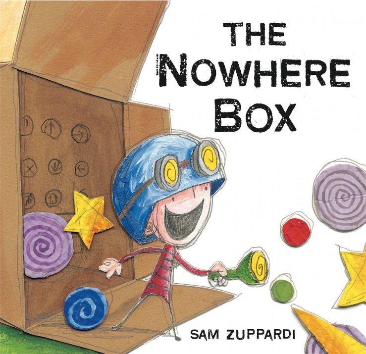 Nowhere Box Front Cover