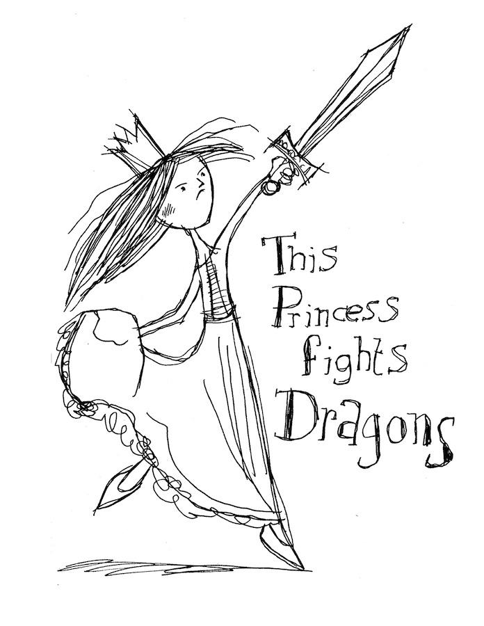 Fighting Princess