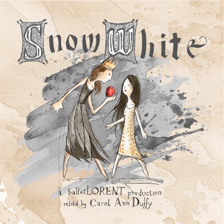 Snow White ballet lorent