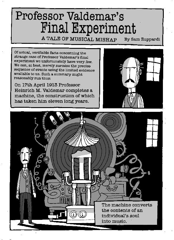 Professor Valdemar Page 1