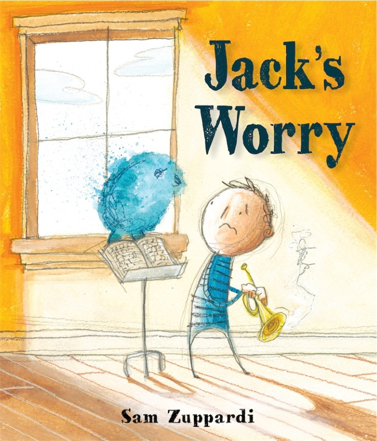 Jack's Worry Cover 900