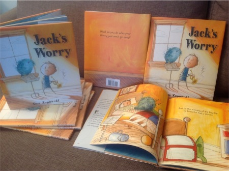 Jack's Worry the book